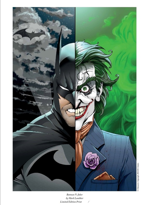 Batman-Vs-Joker-Mark-Lauthier-510x700