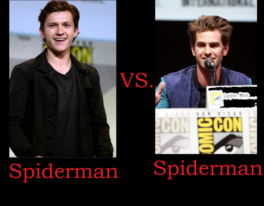 Tom Holland, Andrew Garfield, Spiderman, Marvel, Marvel Comics